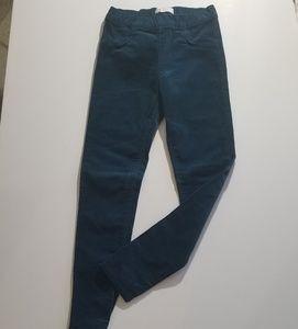 H & M corduroy skinny pants